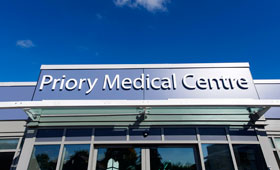 Priory Medical Group Surgeries Priory Medical Centre